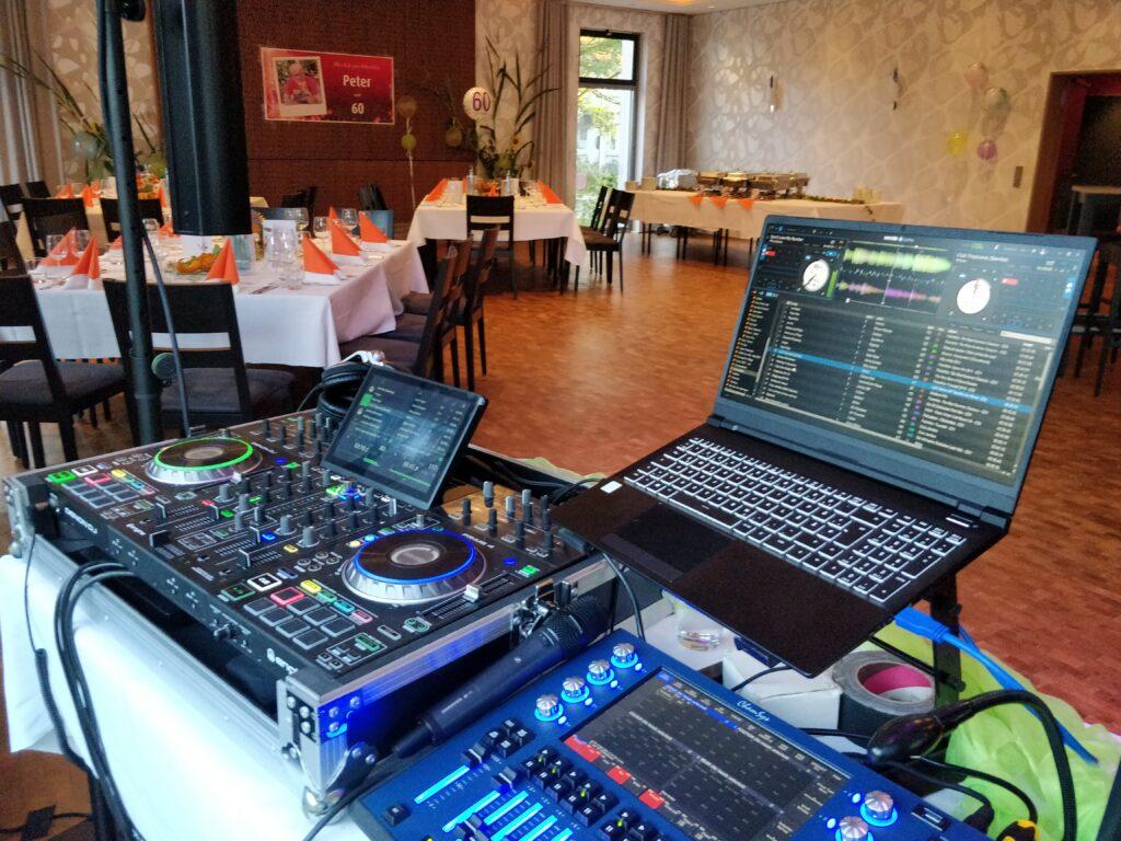 DJ Technik Neue Schmiede Bielefeld