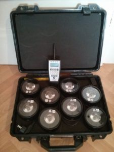 Astera Lightdrop AX3-CRMX LED Akku Leuchten